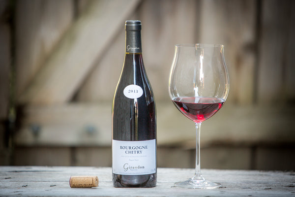 Marcel Giraudon Bourgogne Chitry Pinot Noir 2017 - Cellar Direct