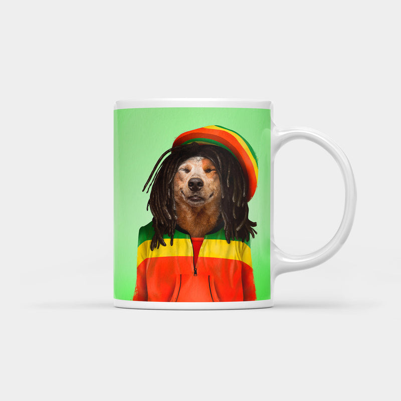 Dog Marley Coffee Mug