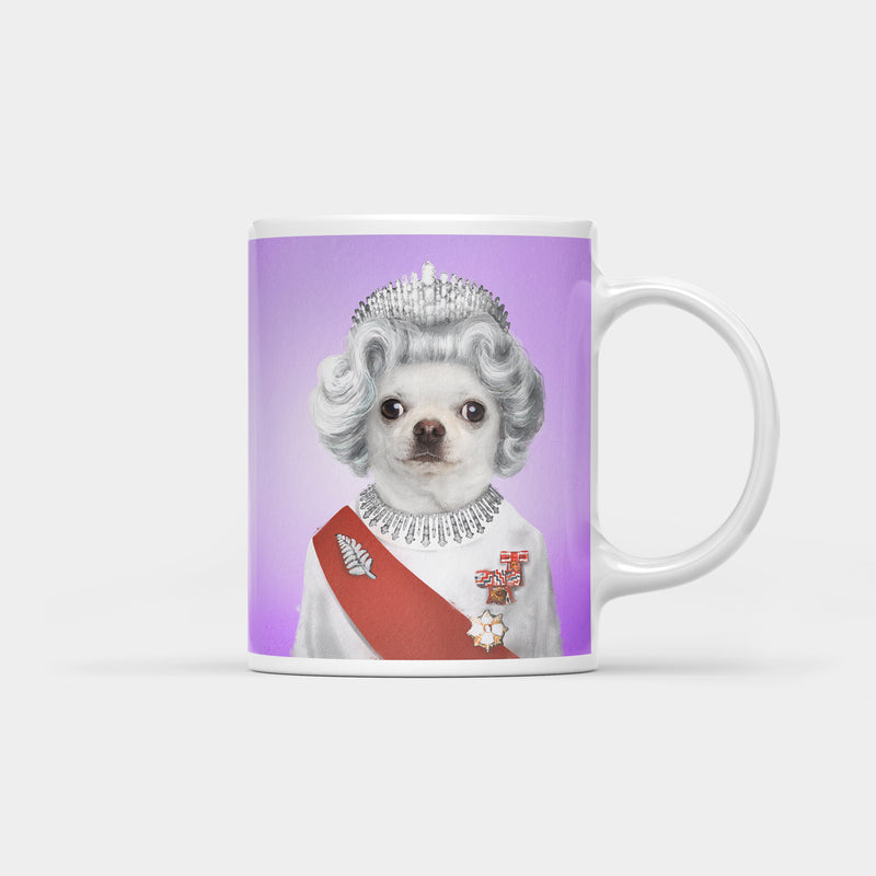 Queen Elisapet Coffee Mug