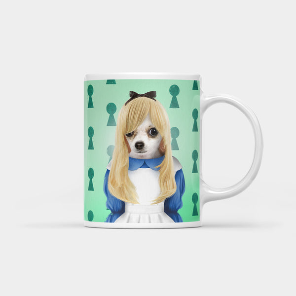 Alice in Hounderland Coffee Mug