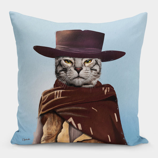 Clint Eastwoof Pillow