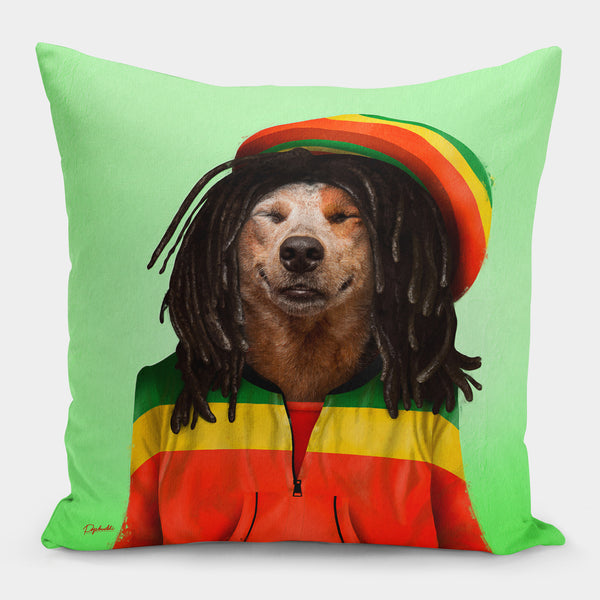 Dog Marley Pillow