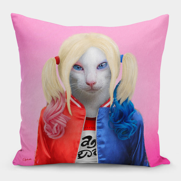 Howley Quinn Pillow