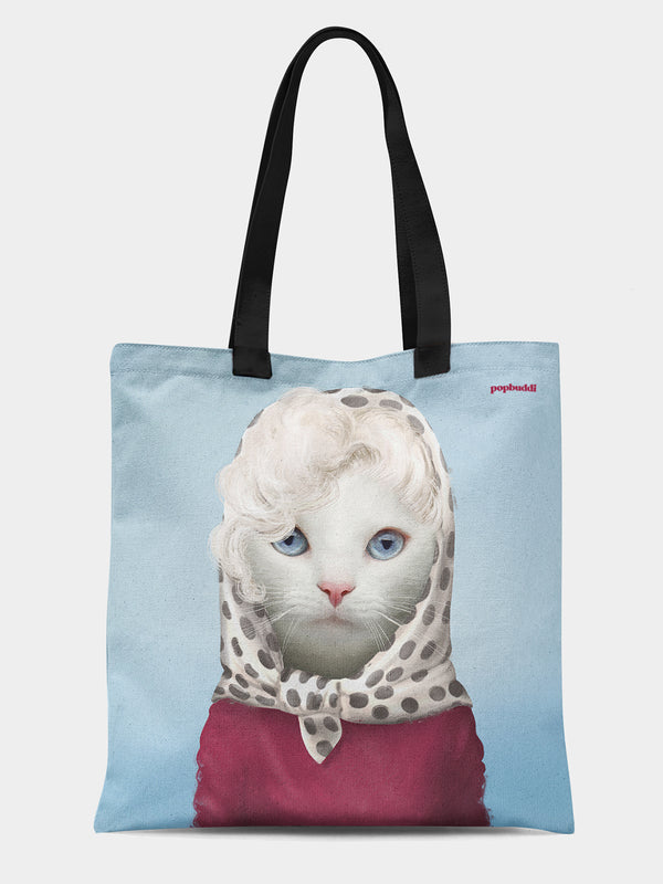 Marilyn Monroar Tote Bag
