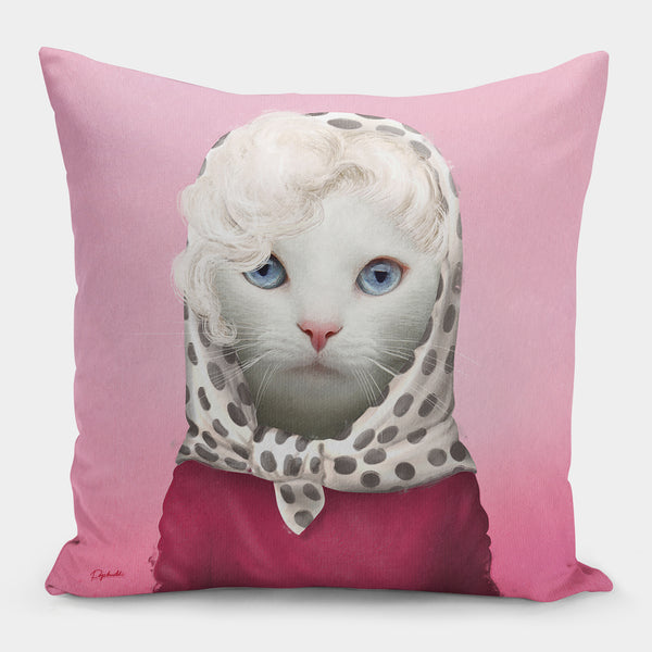 Marilyn Monroar Pillow