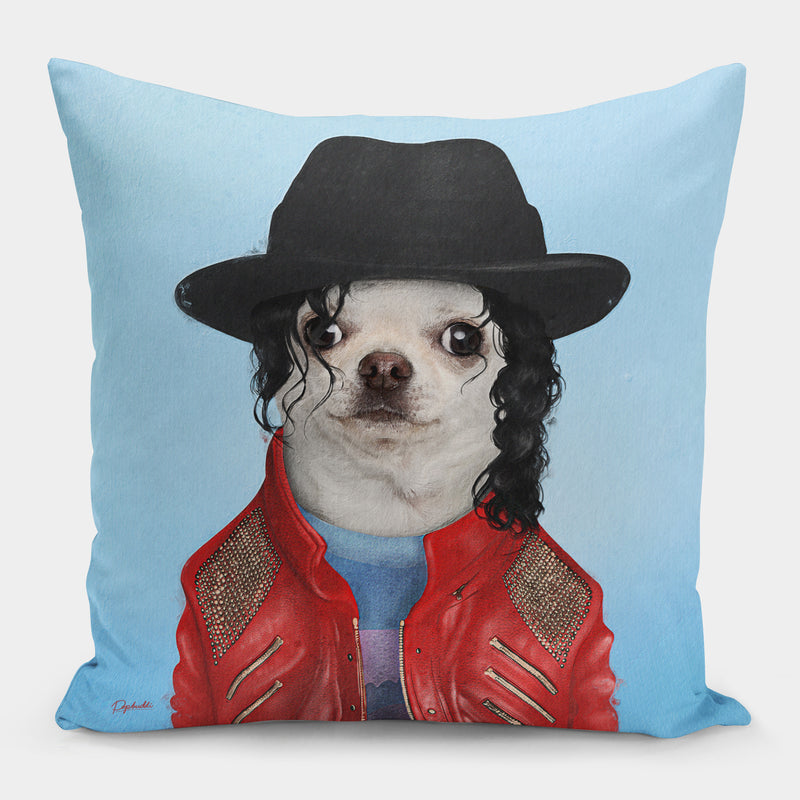 Michael Catson Pillow