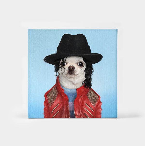 Michael Catson Custom Canvas