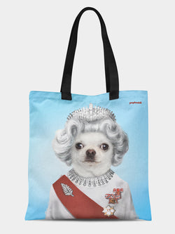 Queen Elisapet Tote Bag