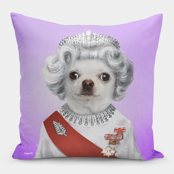 Queen Elisapet Pillow
