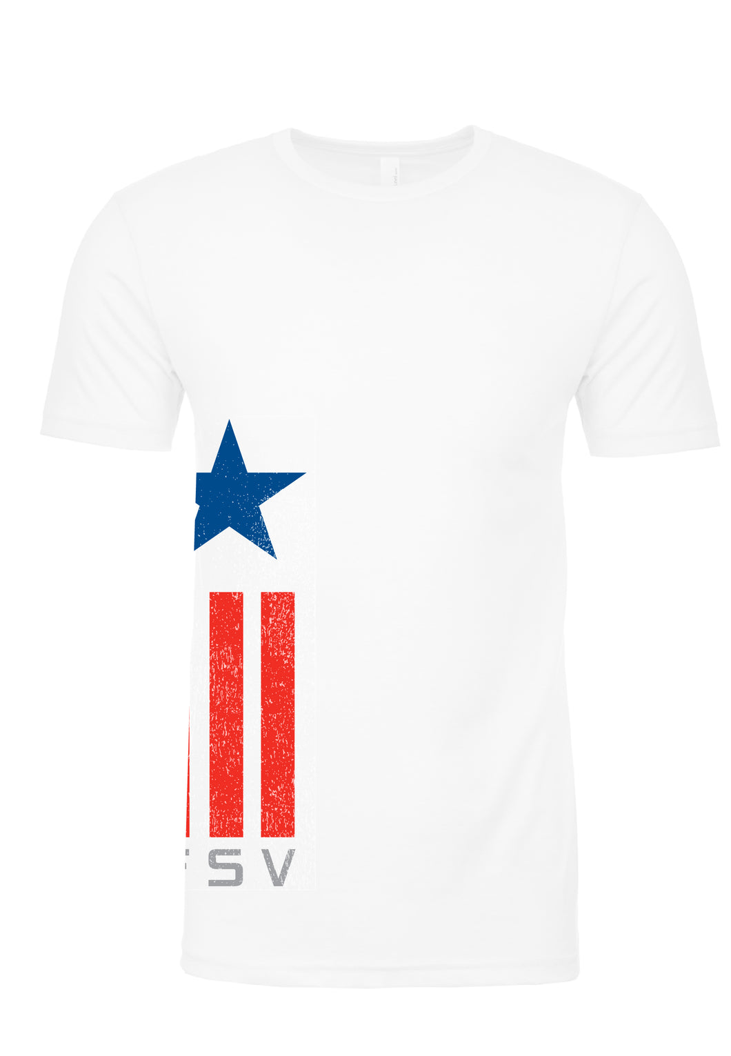 White FSV Logo Shirt