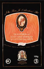 John Ross Jr Cold Smoked Salmon (100g x 2)