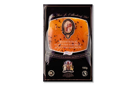 John Ross Jr Cold Smoked Salmon with Cracked Black Pepper (100g x 2)