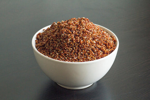Cooked Red Quinoa (1.5kg)