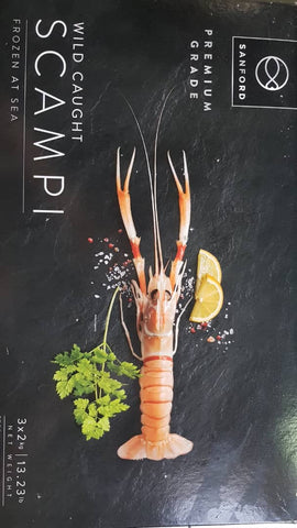 New Zealand Scampi (500g)
