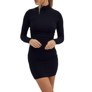 Long Sleeve Bodycon Dress