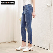 Load image into Gallery viewer, Slim Stretch Jeans