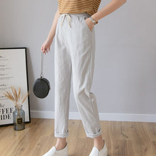 Load image into Gallery viewer, Long Ankle Length Trousers