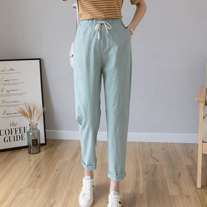 Long Ankle Length Trousers