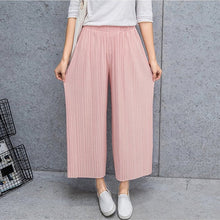 Load image into Gallery viewer, Fold Pleated Pants
