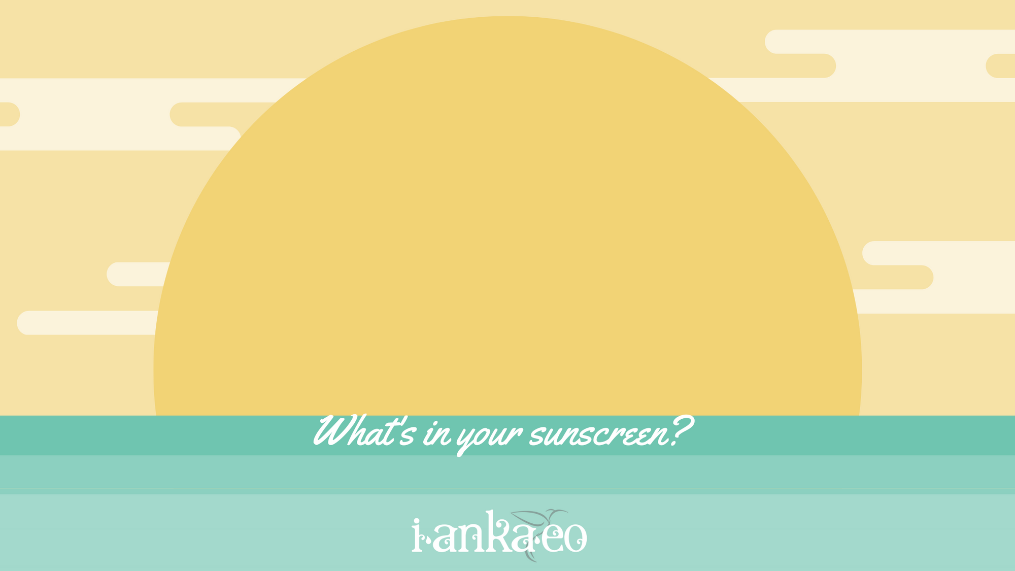 Have you checked your sunscreen ingredients lately?