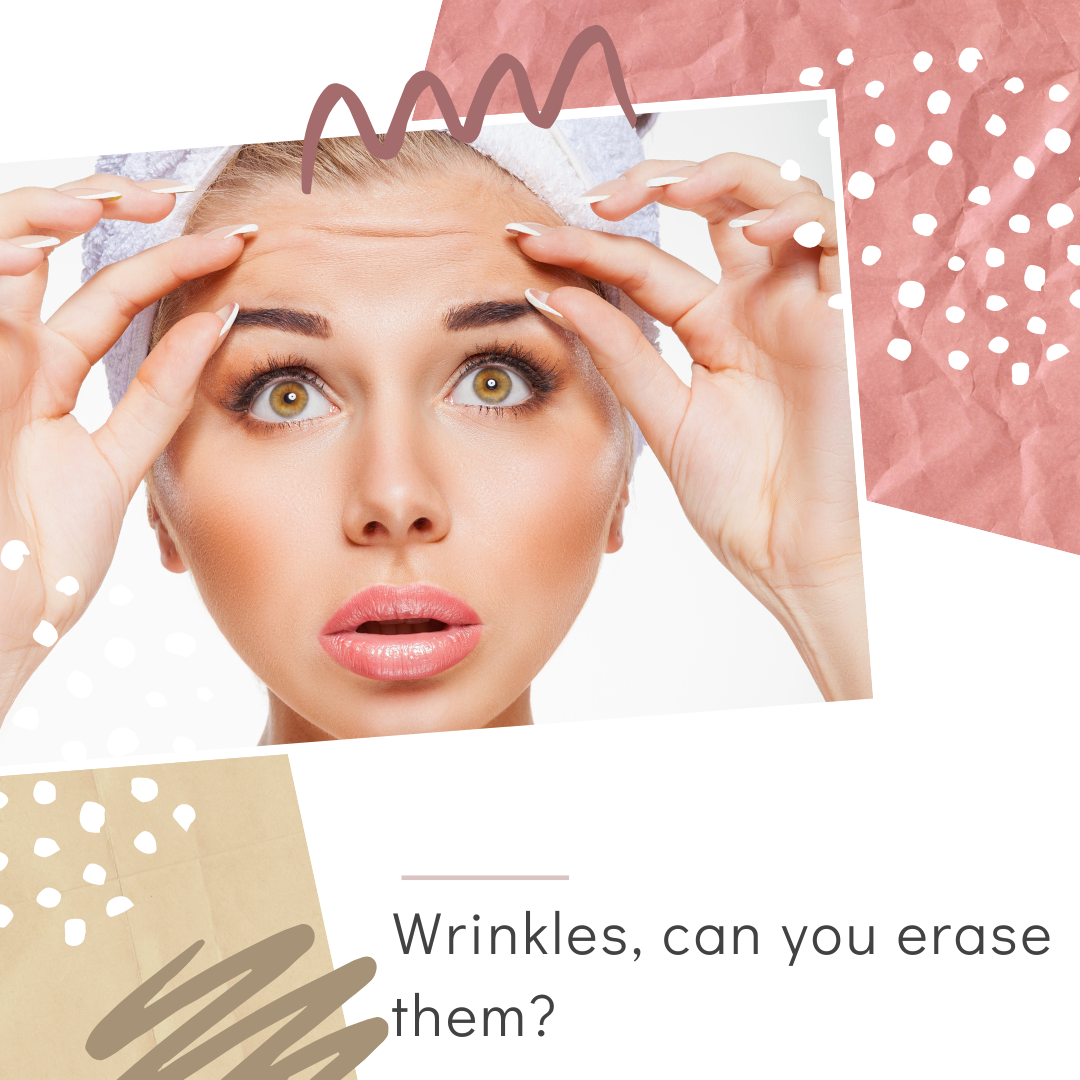 Wrinkles, can you erase them?