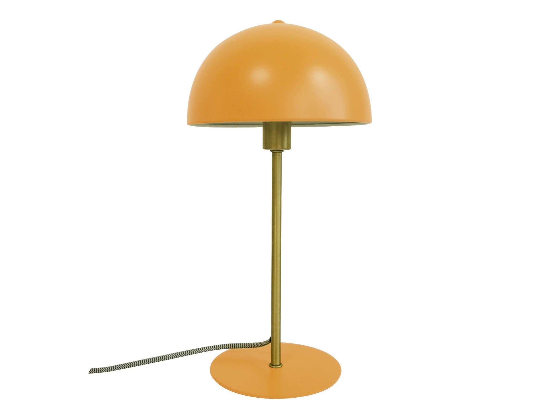 Bordlampe Bonnet Gul
