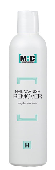 M:C Nail Varnish Remover H 250 ml - Haarkeuze