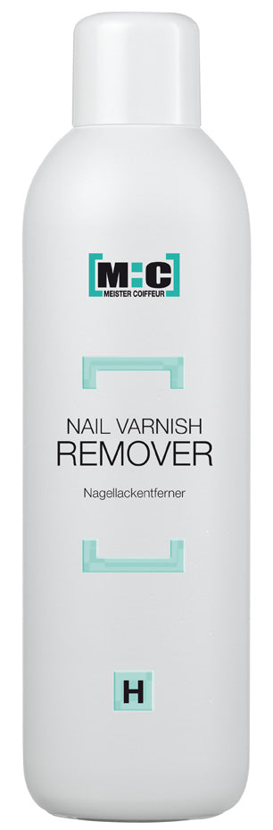 M:C Nail Varnish Remover H 1.000 ml - Haarkeuze