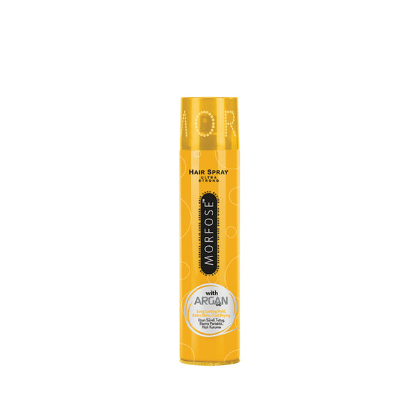 Morfose Hair Spray 300ml - ARGAN / ULTRA STRONG - Haarkeuze