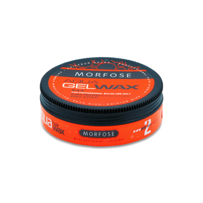 Morfose - Gel Wax Aqua Orange - 150 ml - Haarkeuze
