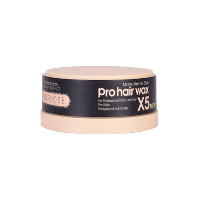 Morfose - Pro Hair Wax X5 Matt - 150 ml - Haarkeuze