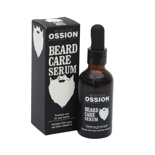 OSSION BEARD SERUM 50ML - Haarkeuze