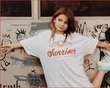 Sunriser T-Shirt: White