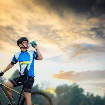 5 Tips for Staying Hydrated While Cycling