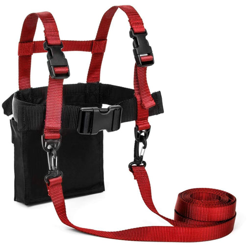 Ski Trainer Harness with Grip 'n Guide Handle Leashes and
