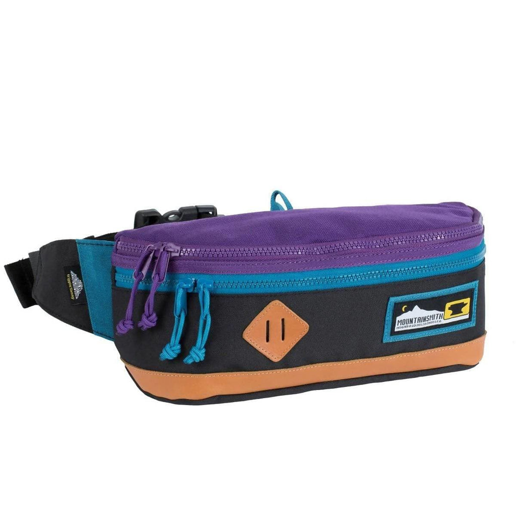 Mountain Smith - Trippin Fanny Pack retro throwback built to