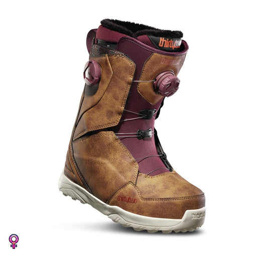 ThirtyTwo Lashed Double BOA W Boots | 2020 Snowboard