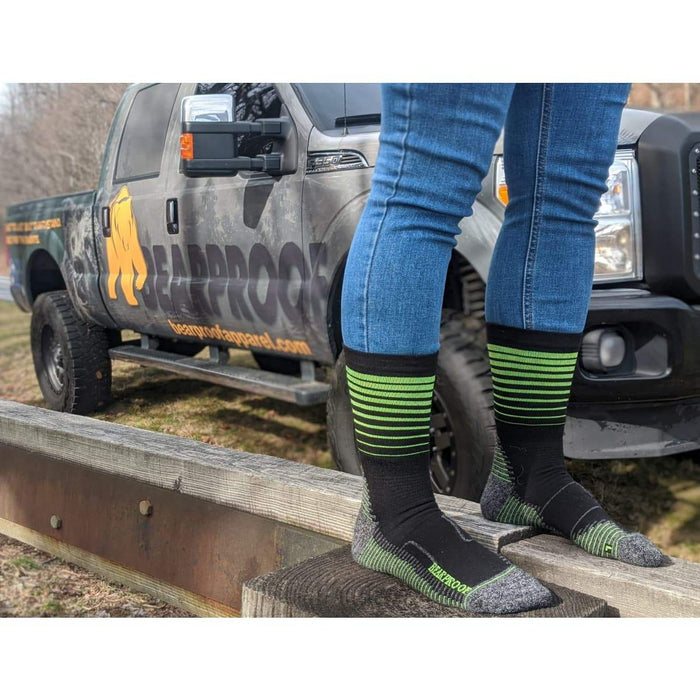 Clingsman BearProof Apparel Socks