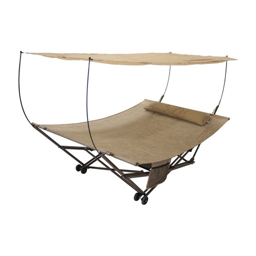 Collapsible Hammock Bed & Stand Combo 56 W STOW-EZ Hammocks
