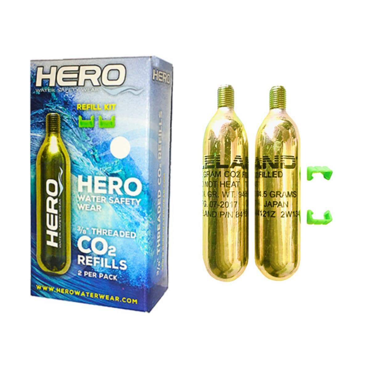 Hero CO2 Rearming Kit