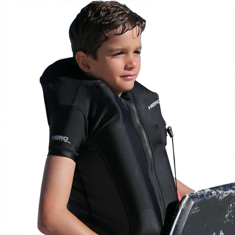 HERO Inflatable Rash guard Life Vest - Adult