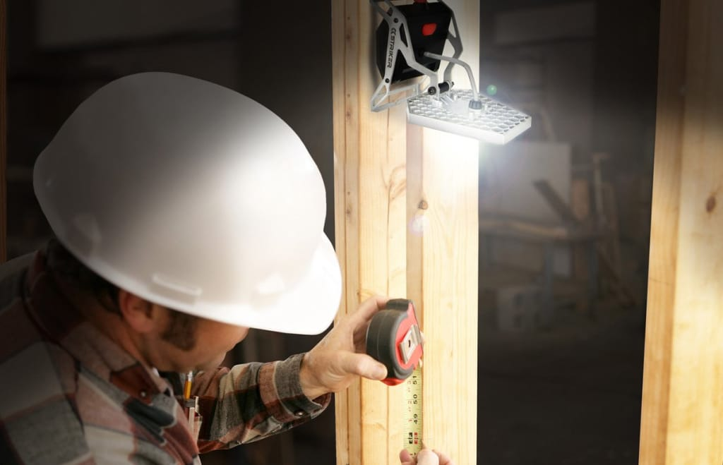 The Mobile Task Light in construction