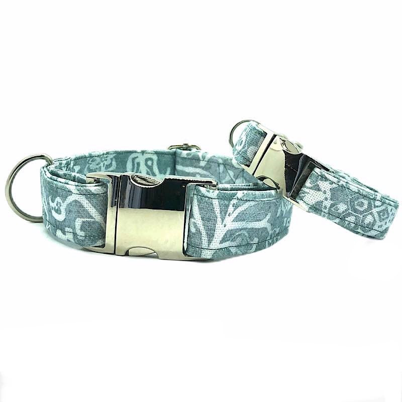 Waterfall Dog Collar - The Candy Dogs
