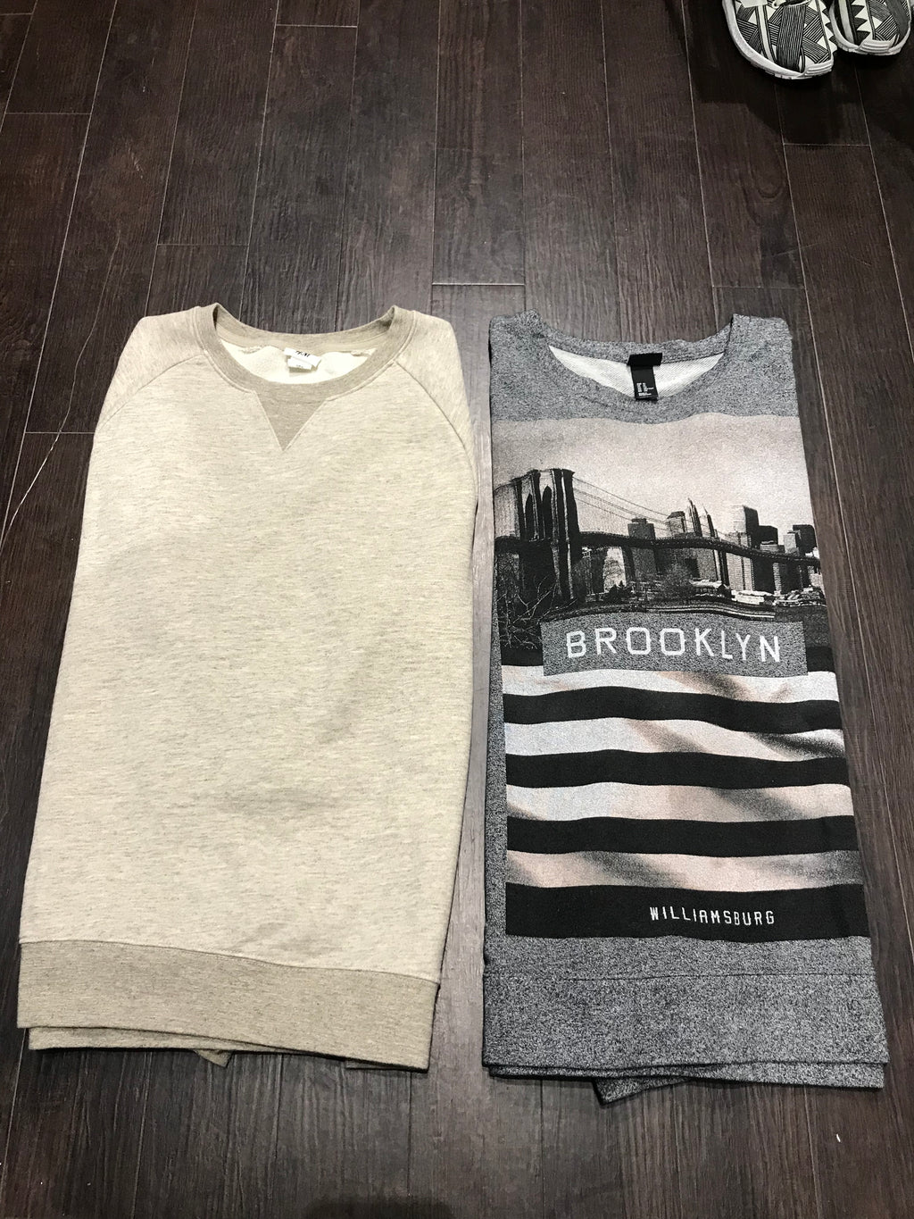 BUNDLE! H&M Crewneck Sweatshirts: Sz XL