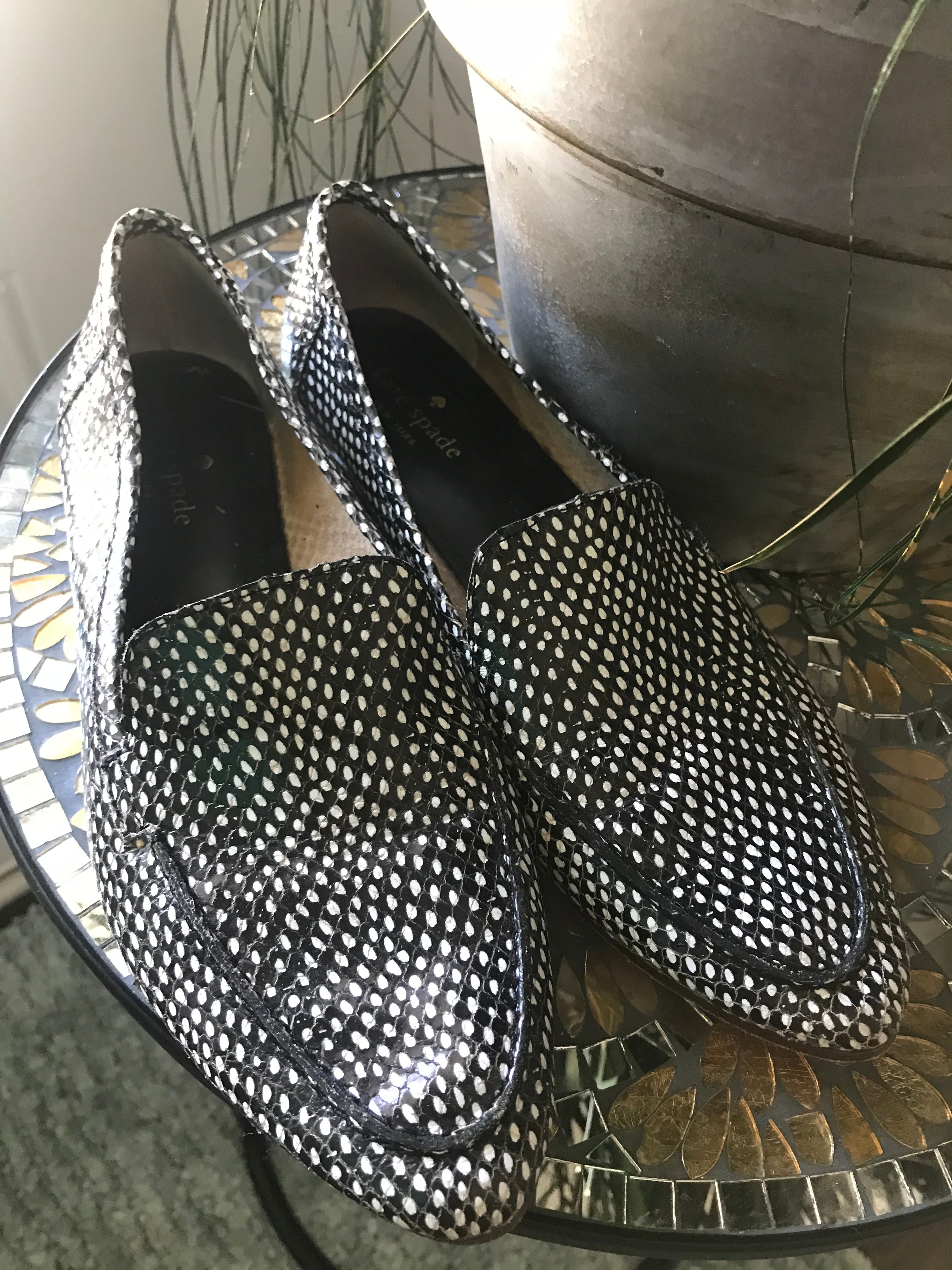 Kate Spade Loafers! Size 8