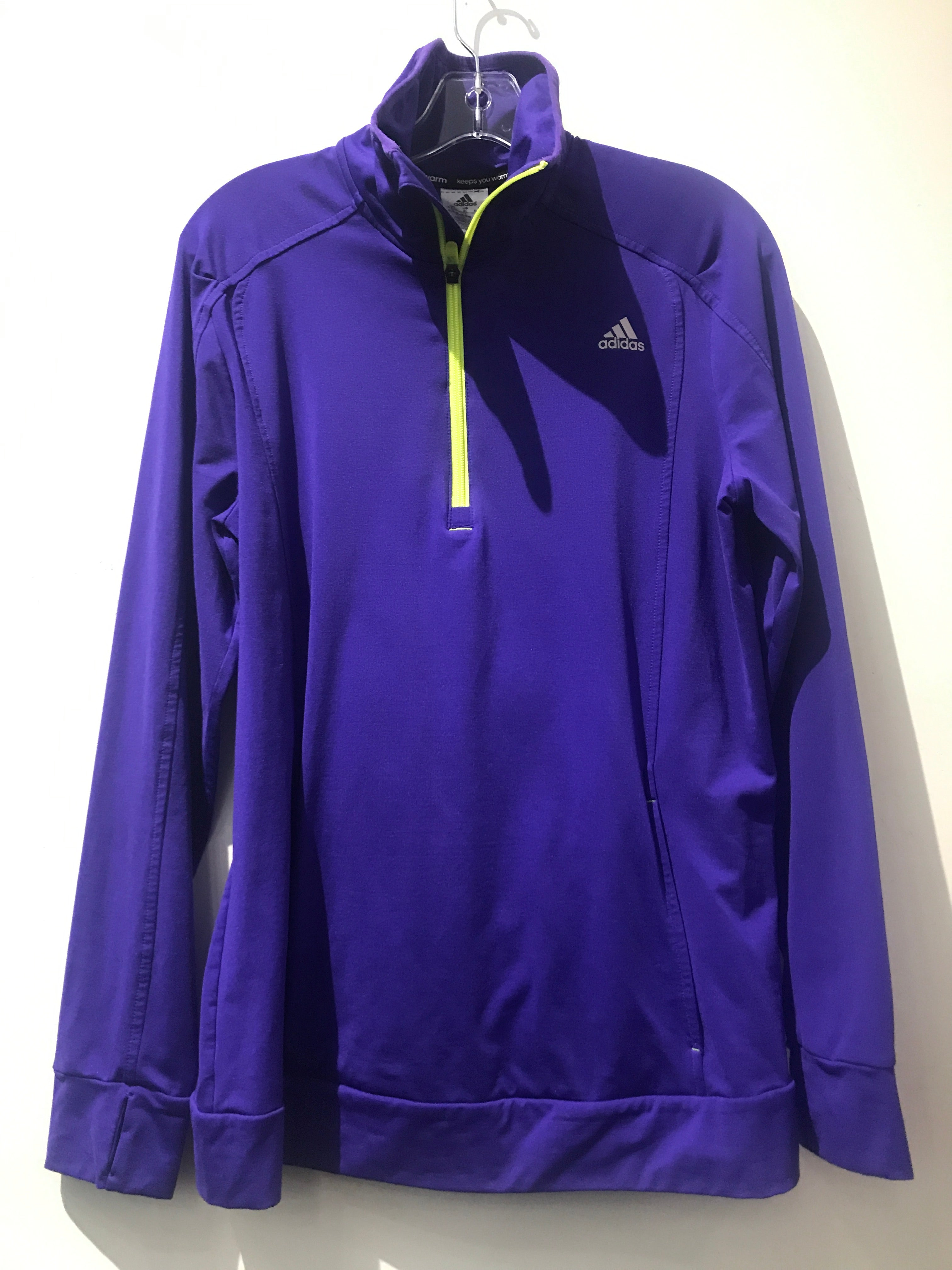 Adidas Track Top: Sz XL