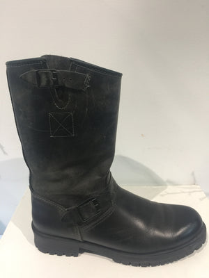 ALDO Leather Boots: Sz 13