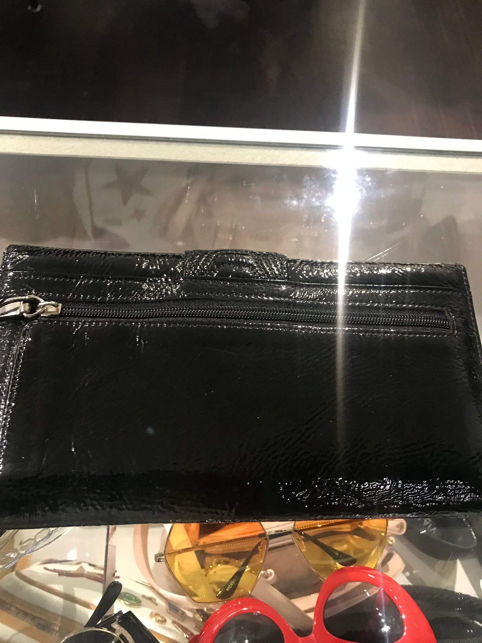 Hobo Patent Leather Wallet