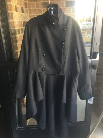 Double-breasted Conductor Coat