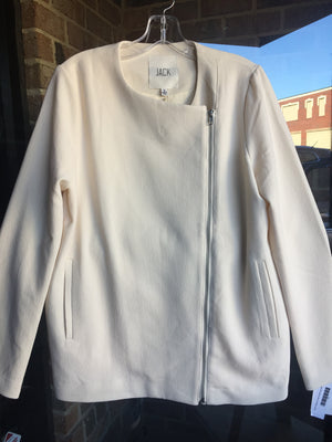 Jack Cream Blazer Jacket: Sz S
